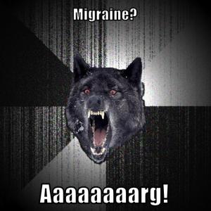 Migraine Meme 1